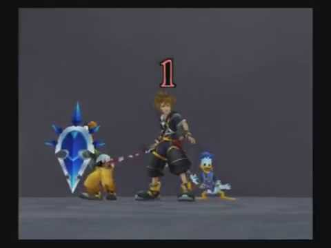Kingdom Hearts 2 Final Mix Marluxia Level 1 - Limit Form vs. Data ...