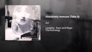 Absolutely Immune (Take 4)