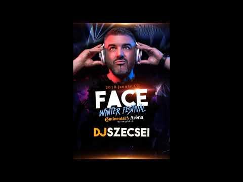 Dj Szecsei - 2018.01.19. - Winter Face Festival 2018 - Continental Aréna, Nyíregyháza - Friday