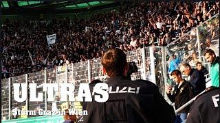 ULTRAS Sturm Graz bei Rapid WIEN | 21.05.2017