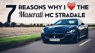 7 Reasons Why I Love The Maserati MC Stradale