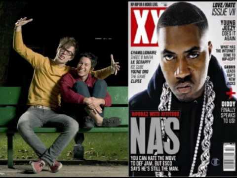 Matt & Kim x Nas - Daylight (DJ Eazy Remix / Mashup)