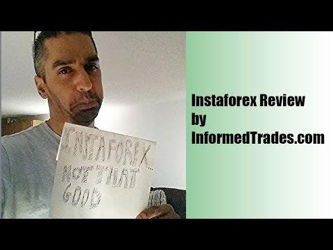InstaForex Review: Not That Good of a Broker