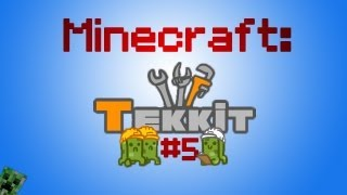 "Minecraft: Tekkit #5 - ""Graaf, grief en groof"" (Nederlands) (HD)"