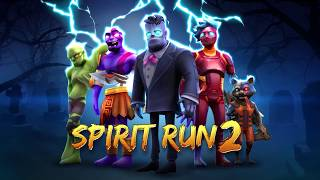 Spirit Run 2 - Temple Zombie Gameplay Trailer ANDROID GAMES on GplayG