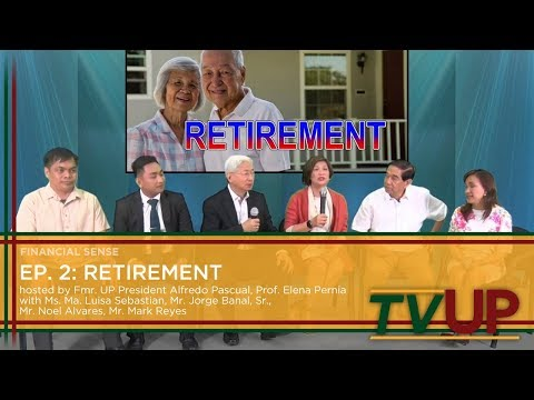 FINANCIAL SENSE | Episode 02: Retirement