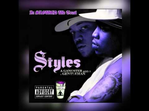 Styles P - Good Times (Chopped & Screwed by DJ SLOWED PURP)