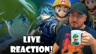 Nintendo Direct (2/13/19) | LIVE REACTION!
