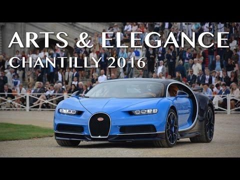 Arts & Elegance Chantilly 2016 | Concepts Cars Supercars & Classics | VLOG #15