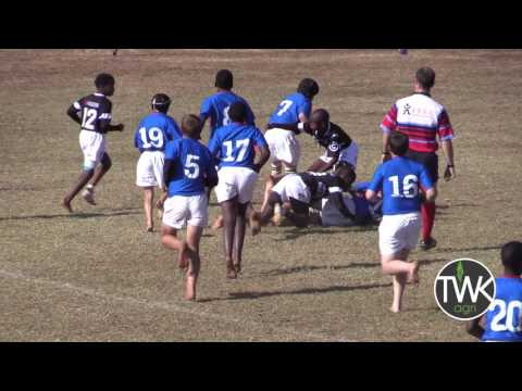 Spur u/12 Rugby Tournament '16 - Limpopo vs Sharks