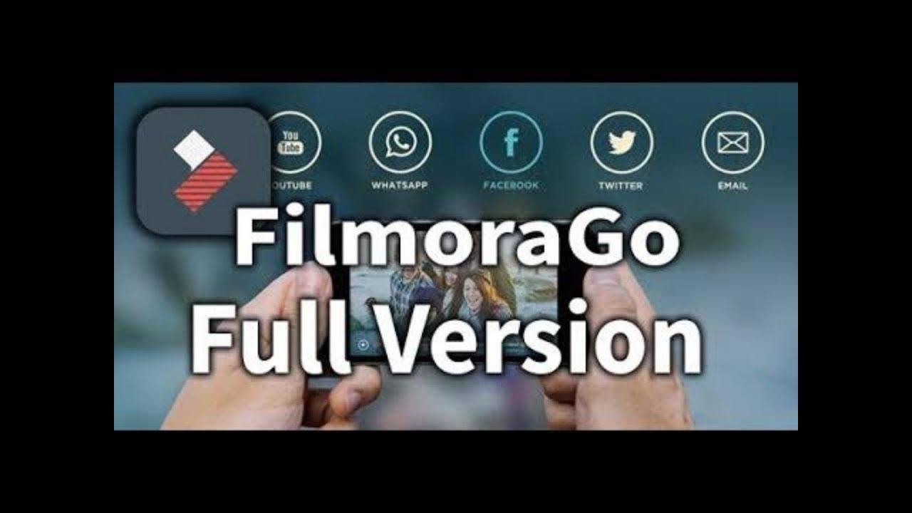 Filmora Go Full Pro Crack Apk 2018 Letest Version By Technical