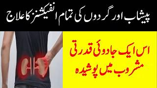Natural Urinary Tract Infection Cure   How to Treat a Kidney Infection   Health TIPS