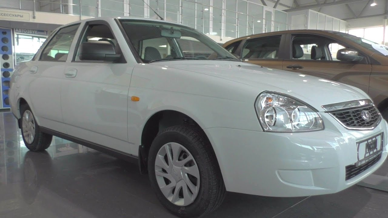 What does Lada Priora look like 2