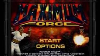 T-9707H - Maximum Force USA Sega Saturn Satakore.com 1/2