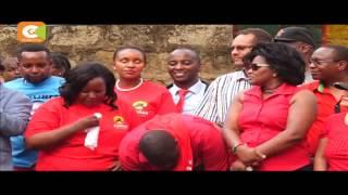 Ubabe Wa Kisiasa: Chama cha Jubilee chafanya mkutano Mathare