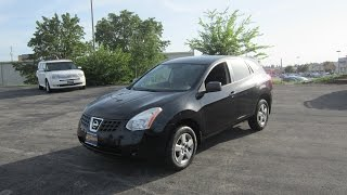 видео Nissan Rogue 2009
