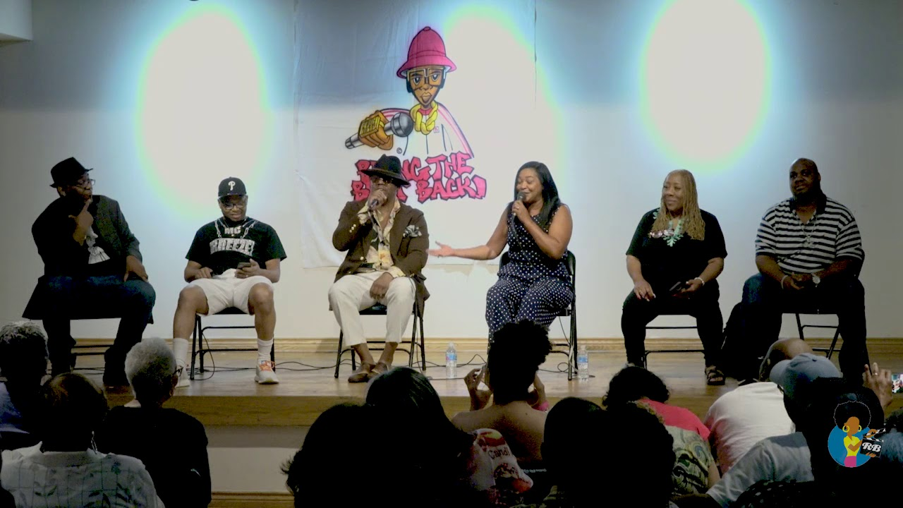 Bring The Beat Back • Q&A w/ Lady B. and Philly Hip Hop Legends