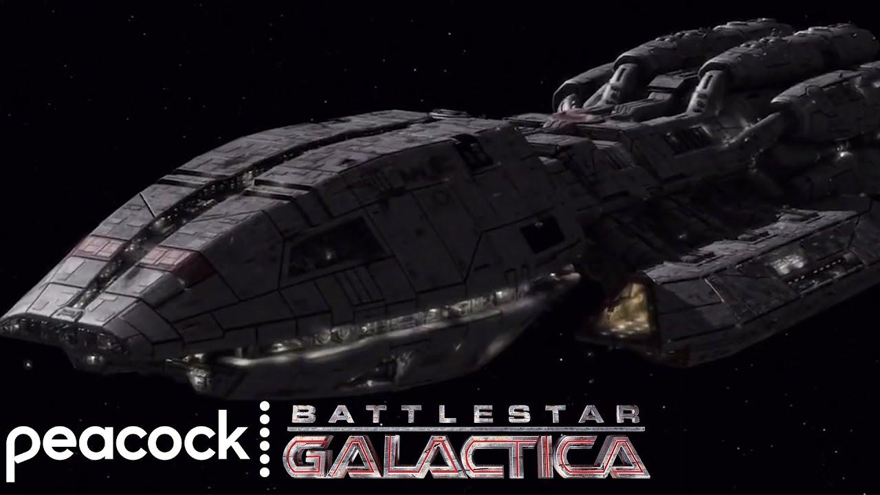 Galactica Spiel