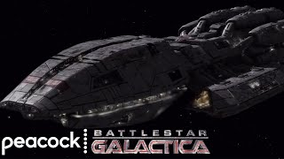 Battlestar Galactica | Pegasus Arrives
