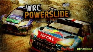 WRC Powerslide Demo Gameplay