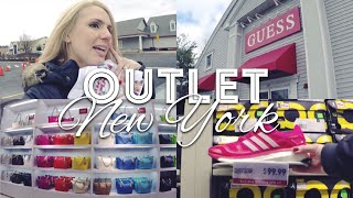 Vlog 3 New York - Compras no Outlet