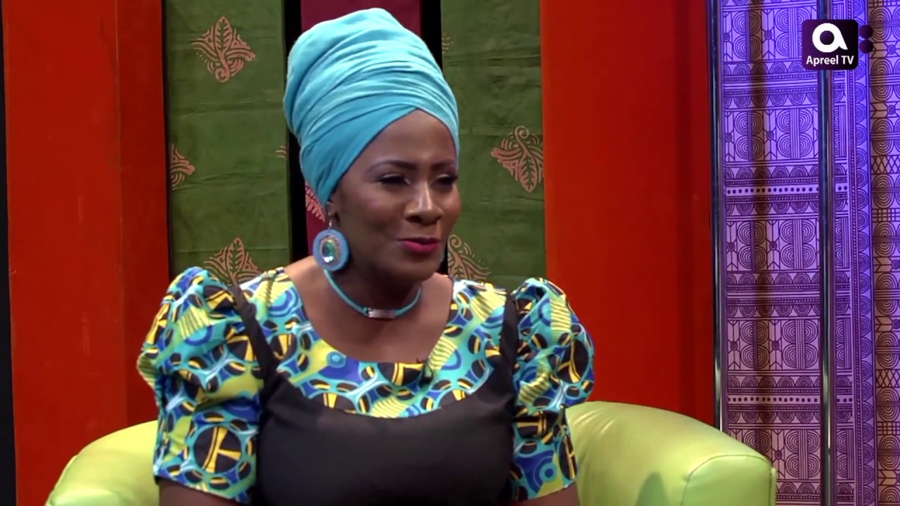 Download Fausat Balogun [Madam Saje]'s interview on Gbajumo