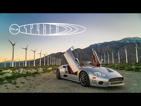 2006 Spyker C8 Spyder: The Dutch Connection