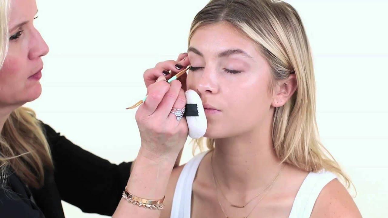 Gigi hadid look by celebrity makeup artist monika blunder youtube baditri Gallery