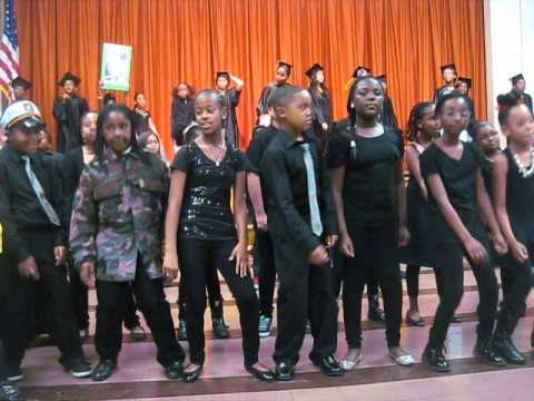 Black History Song, GRATEFUL TO YOU BALDWIN  HILLS  ES