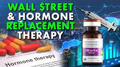 Hormone Replacement Therapy (HRT) For Wall Street Executives?