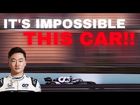 """YUKI, CALM DOWN!"" | TSUNODA FULL TEAM RADIO FP3 Spanish GP"