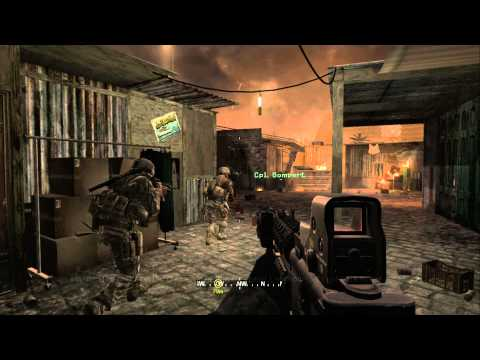 Classic Game: Call of Duty 4: Modern Warfare(Xbox 360)