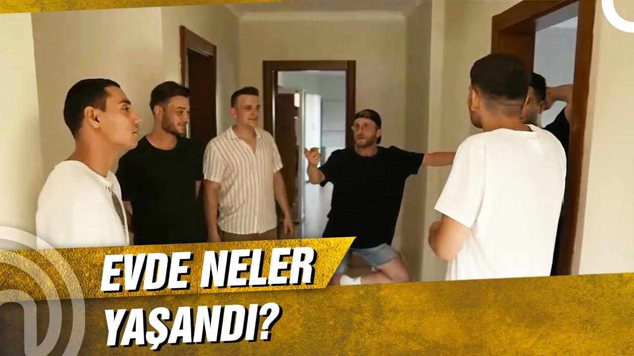 Erkek Yarışmacıların Evinde Durum Nasıl?   MasterChef Türkiye 45. Bölüm