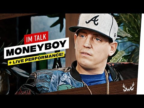 Ansage an Hater, Reue, Reichtum uvm. | Money Boy im Talk + Live Performance