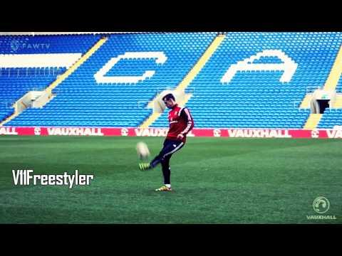 Gareth Bale Warm Up & Training Skills at Real Madrid,Wales & Tottenham ft.Thug Life