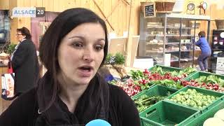 #STRASBOURG - Une ferme urbaine dans la capitale alsacienne
