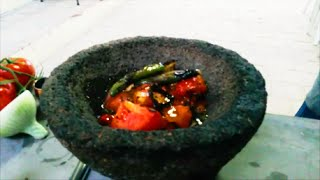 How To Make Mexican Salsa, Delicious, Super Simple. Weber Grill Cooking, Salsa Borracha