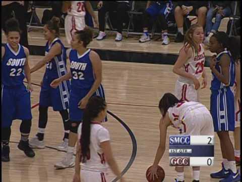 SMCC vs GCC - WOMEN'S  - February 15, 2017