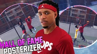 Hall of Fame Posterizer On A Pure Slasher! NBA 2K18 Playgrounds Gameplay