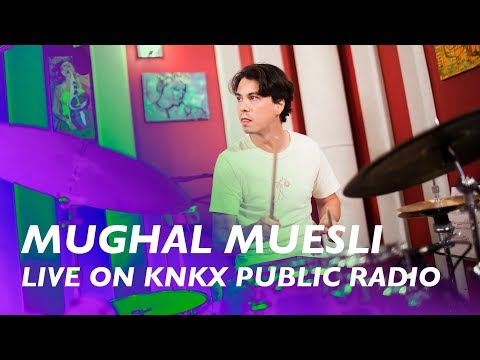 Mughal Muesli | Full Performance On KNKX Public Radio