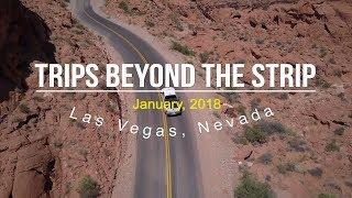 Top 5 Trips Beyond the Las Vegas Strip w/ Mike
