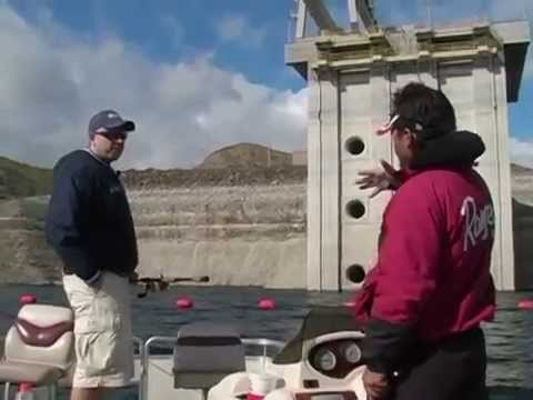 Swimbait fishing diamond valley lake gofishdan youtube for Diamond valley fishing report