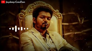Sarkar BGM Ringtone | BGM Ringtone | Vijay Thalapathy | Download Link Include