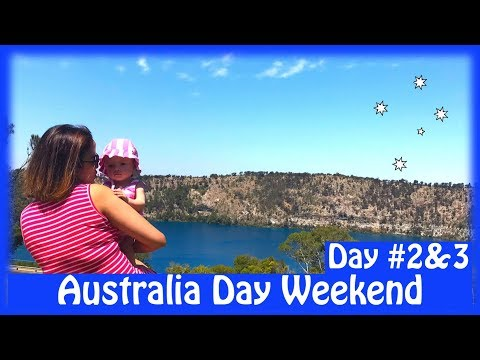 Australia Day Weekend - Part 2 - Port Macdonnell South Australia