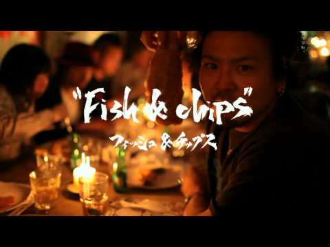 """Asakusa Jinta UK Tour 2009 """"Fish&Chips"""" Trailer"""