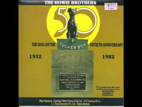 The Howie Brothers & 1901 - On The Road To Gundagai. (Australian Country Music)