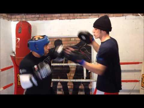 Darron Forrest Boxing Challenge