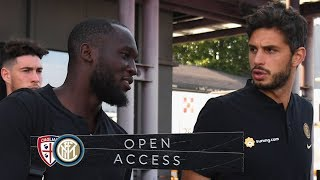 OPEN ACCESS | CAGLIARI 1-2 INTER | TRAVELLING TO SARDINIA WITH THE TEAM! 📹⚫🔵