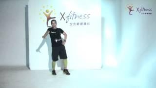 謝金燕姐姐跳針簡單帶動跳版Xparty10