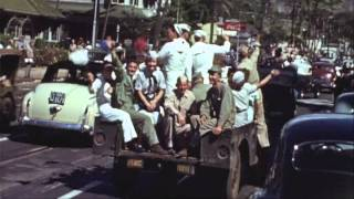 VJ Day 1945: The Bravest Generation Celebrates WWII